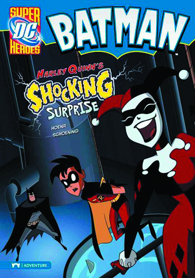 DC SUPER HEROES BATMAN YR TP HARLEY QUINNS SHOCKING SURPRISE
