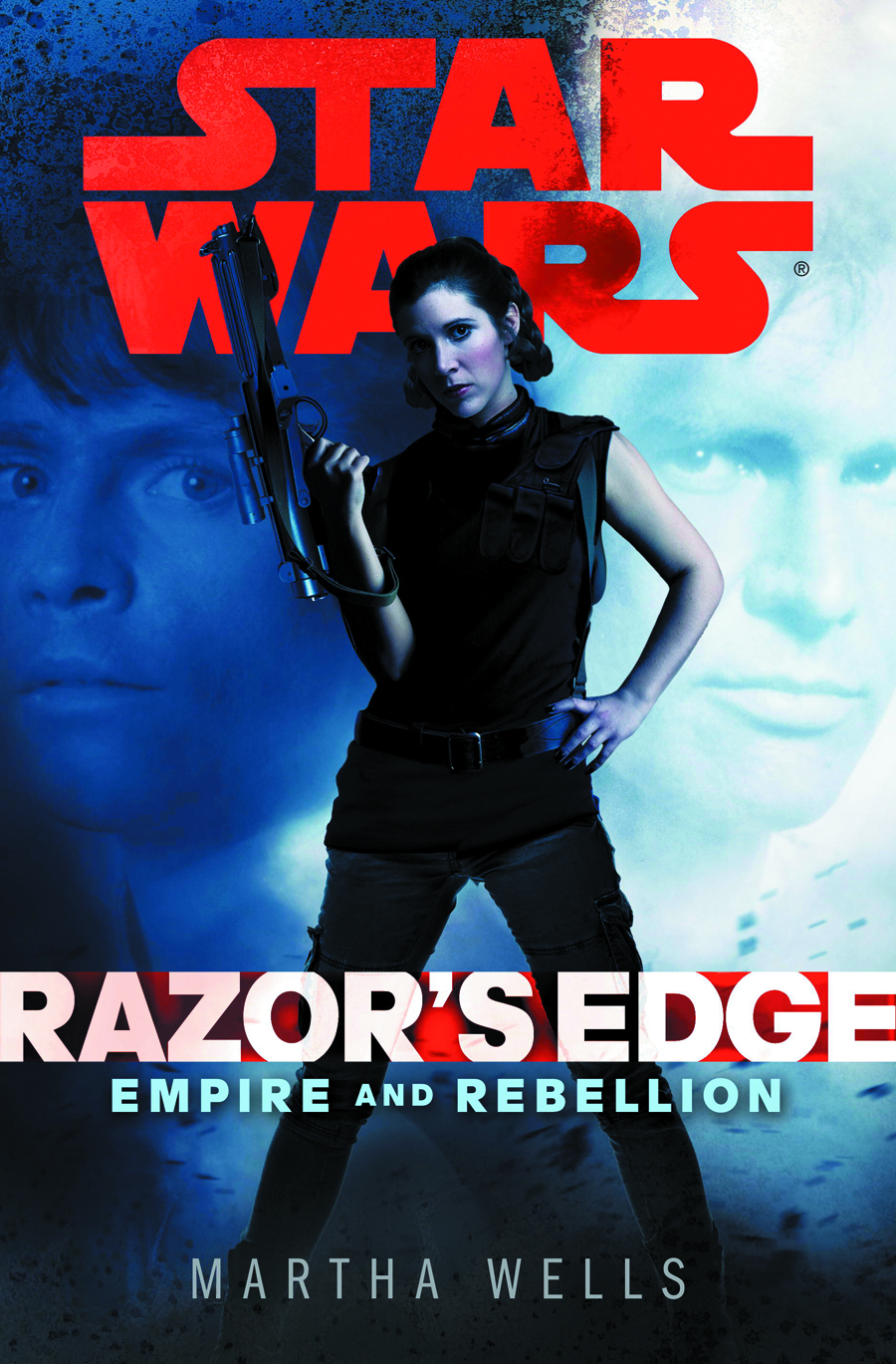 STAR WARS EMPIRE & REBELLION HC RAZORS EDGE