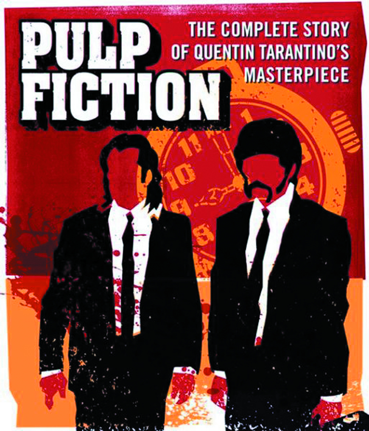 PULP FICTION COMP STORY TARANTINOS MASTERPIECE HC