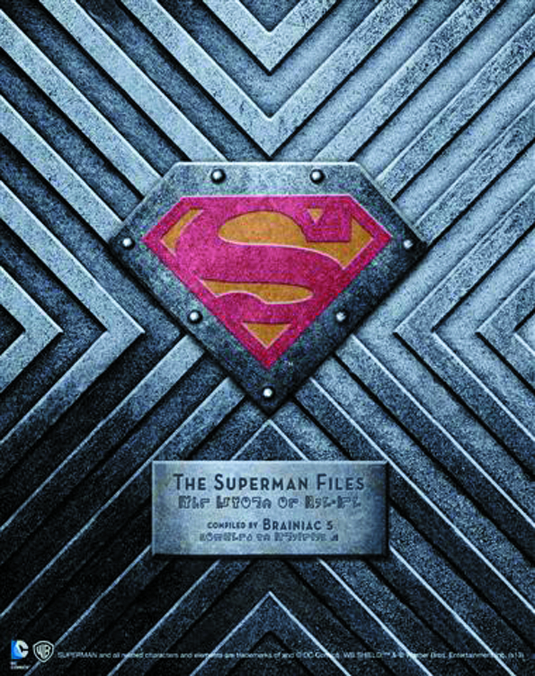 SUPERMAN FILES HC