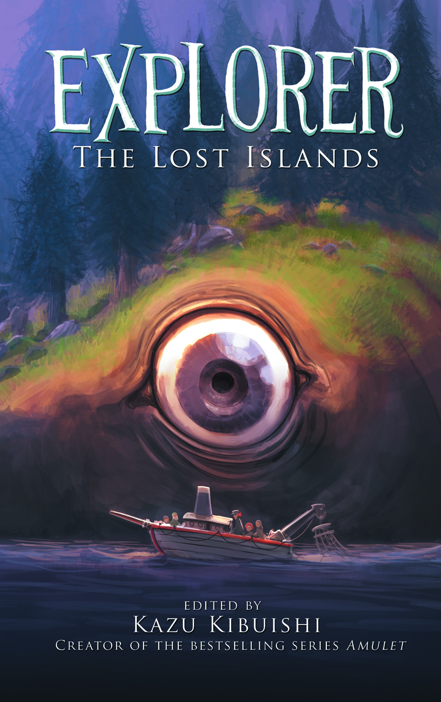 EXPLORER SC VOL 02 LOST ISLANDS