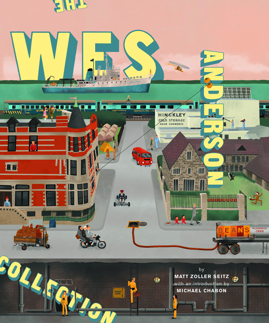 WES ANDERSON COLLECTION HC