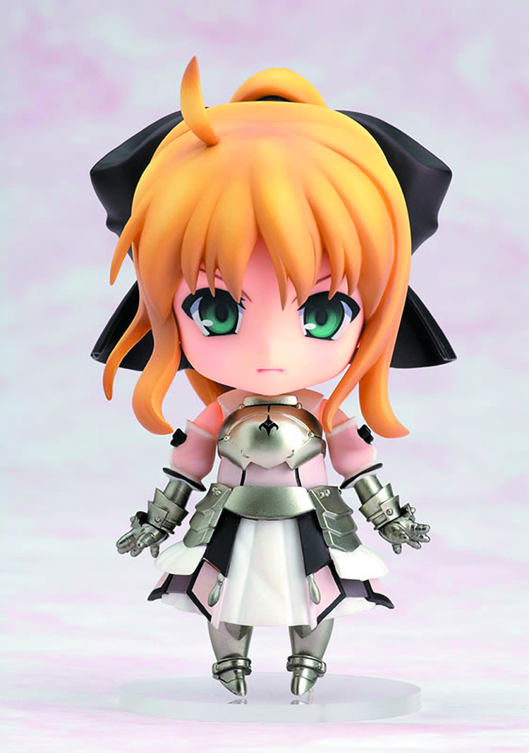 FATE/STAY NIGHT SABER LILY NENDOROID
