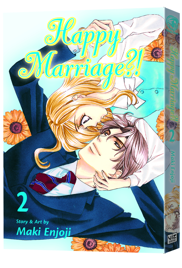 HAPPY MARRIAGE GN VOL 02