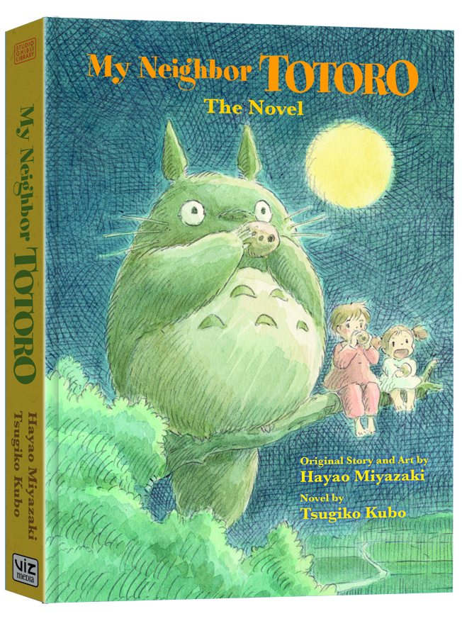 MY NEIGHBOR TOTORO NOVEL