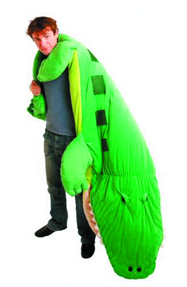 PALLIGATOR SLEEPING BAG