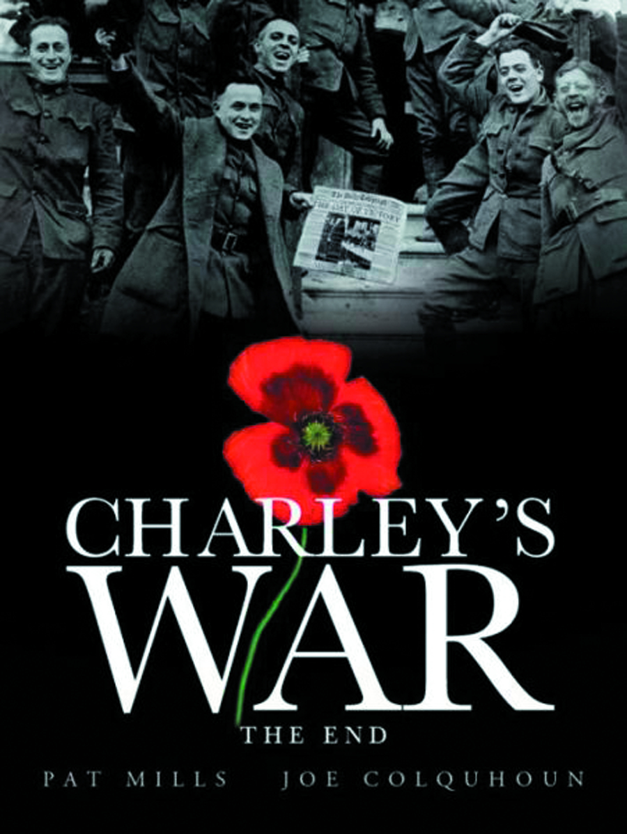 CHARLEYS WAR HC VOL 10