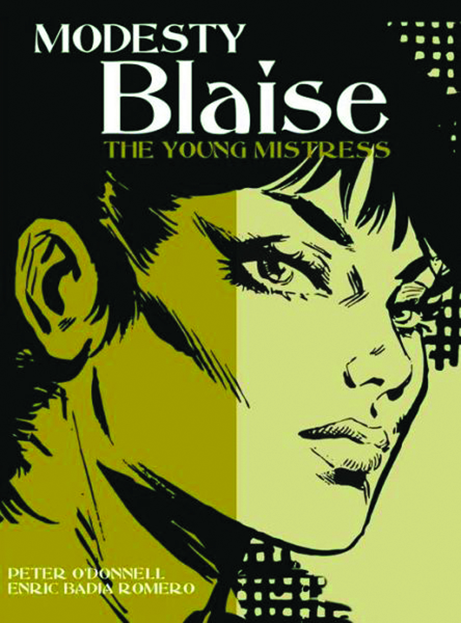 MODESTY BLAISE TP VOL 24 YOUNG MISTRESS