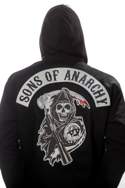 SONS OF ANARCHY HIGHWAY JACKET MED
