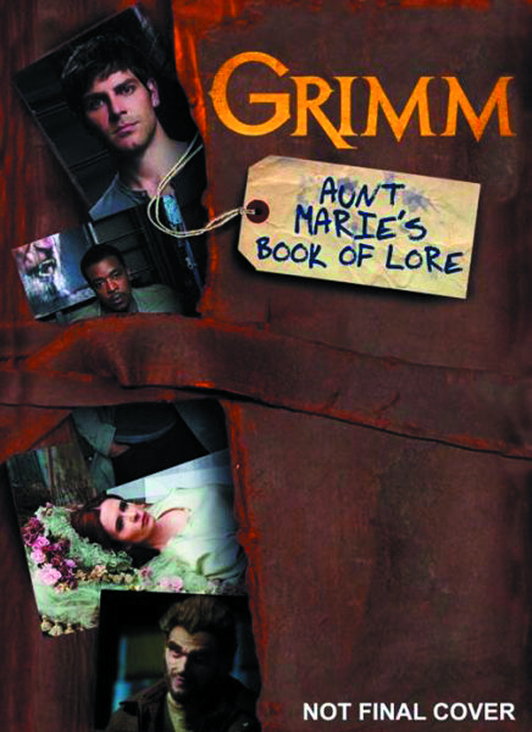 GRIMM AUNT MARIES BOOK OF LORE SC