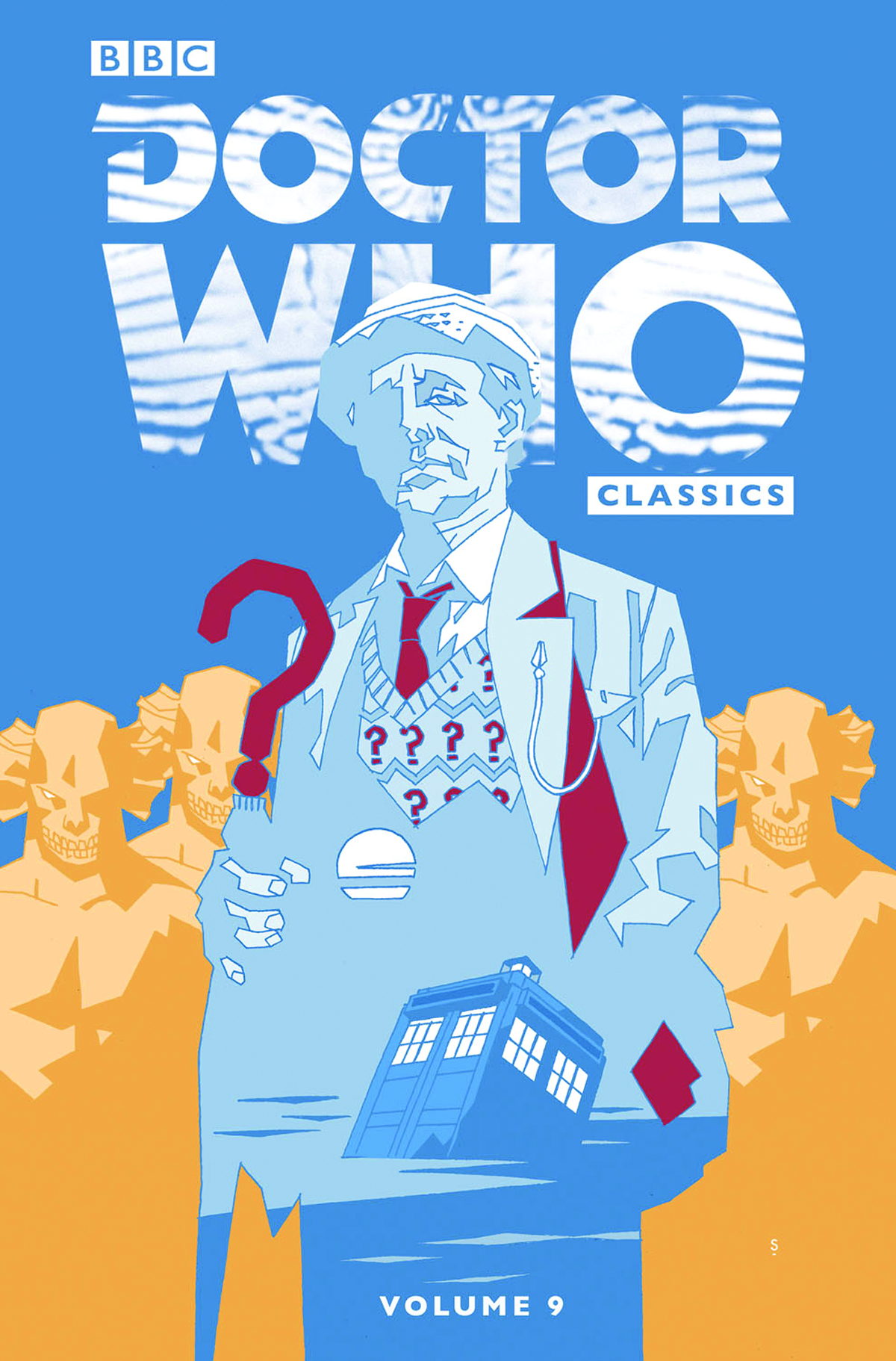 DOCTOR WHO CLASSICS TP VOL 09