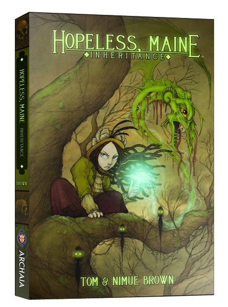 (USE DEC138265) HOPELESS MAINE HC VOL 02 INHERITANCE