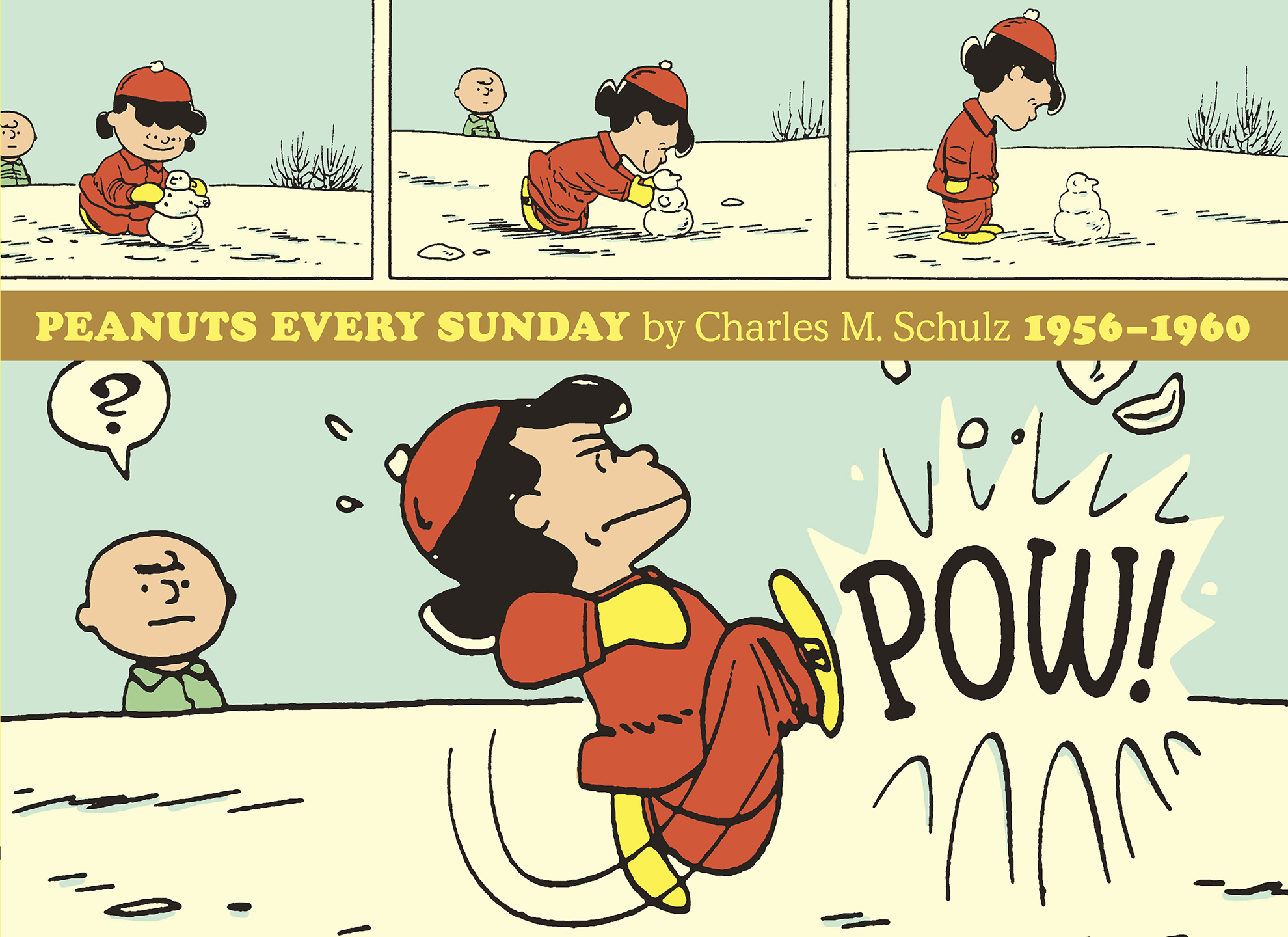 PEANUTS EVERY SUNDAY HC VOL 01 1952 - 1955