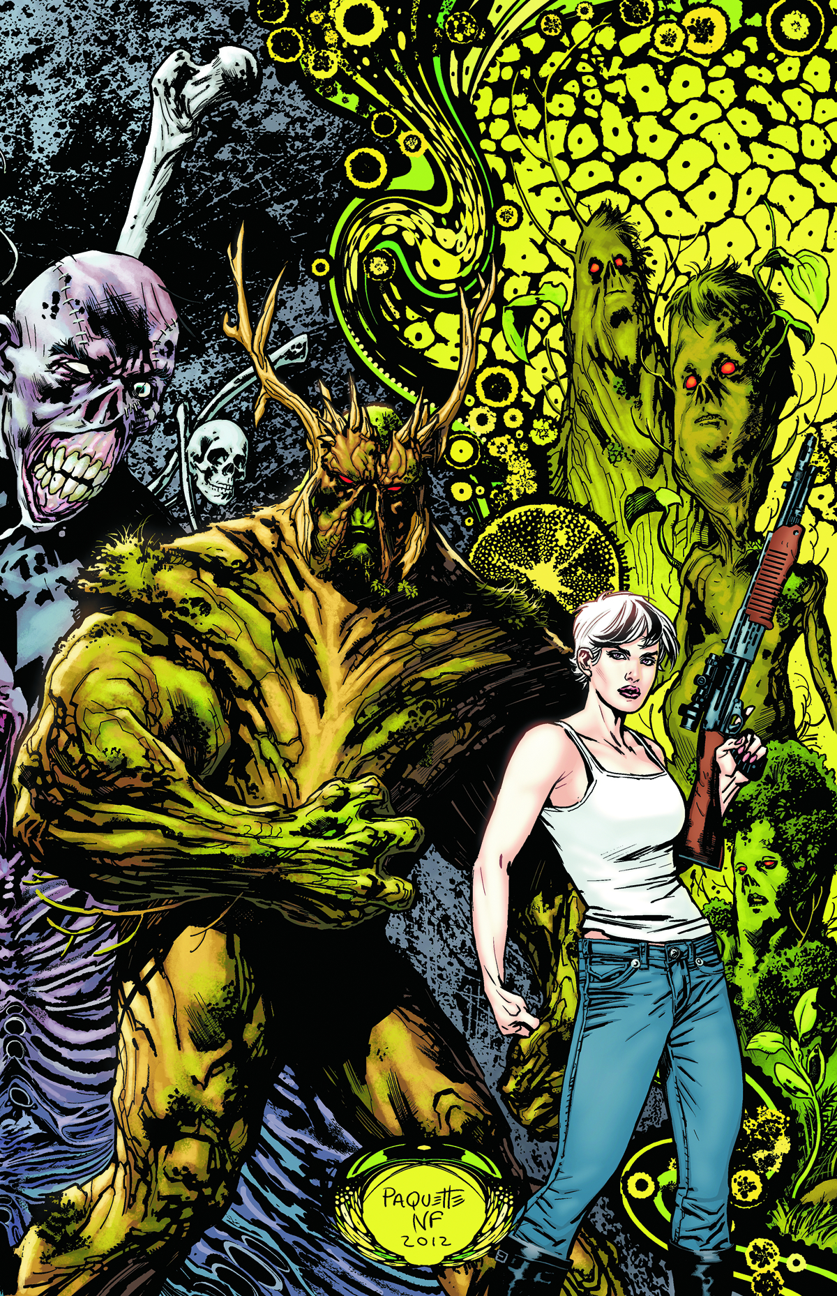 SWAMP THING TP VOL 03 ROTWORLD THE GREEN KINGDOM