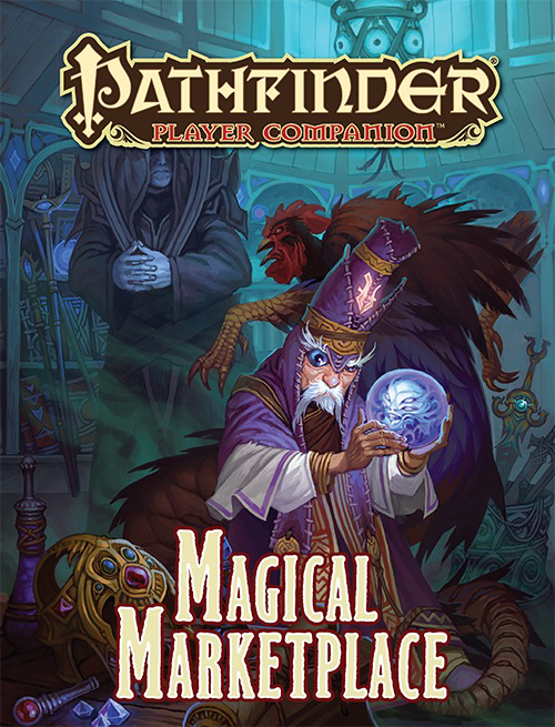 PATHFINDER PLAYER COMPANION MAGICAL MARKETPLACE