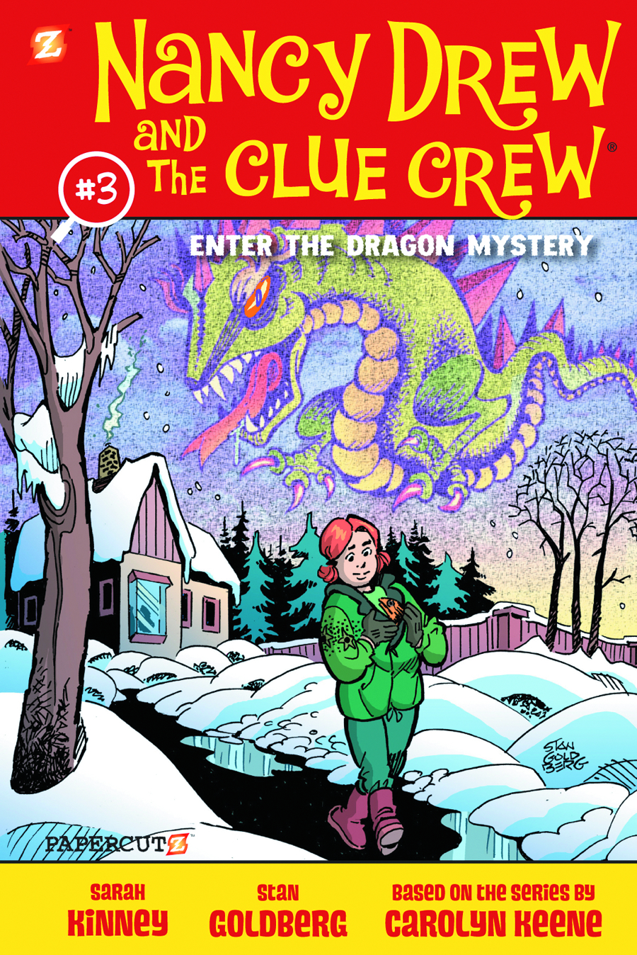 NANCY DREW & CLUE CREW HC VOL 03 DRAGON MYSTERY