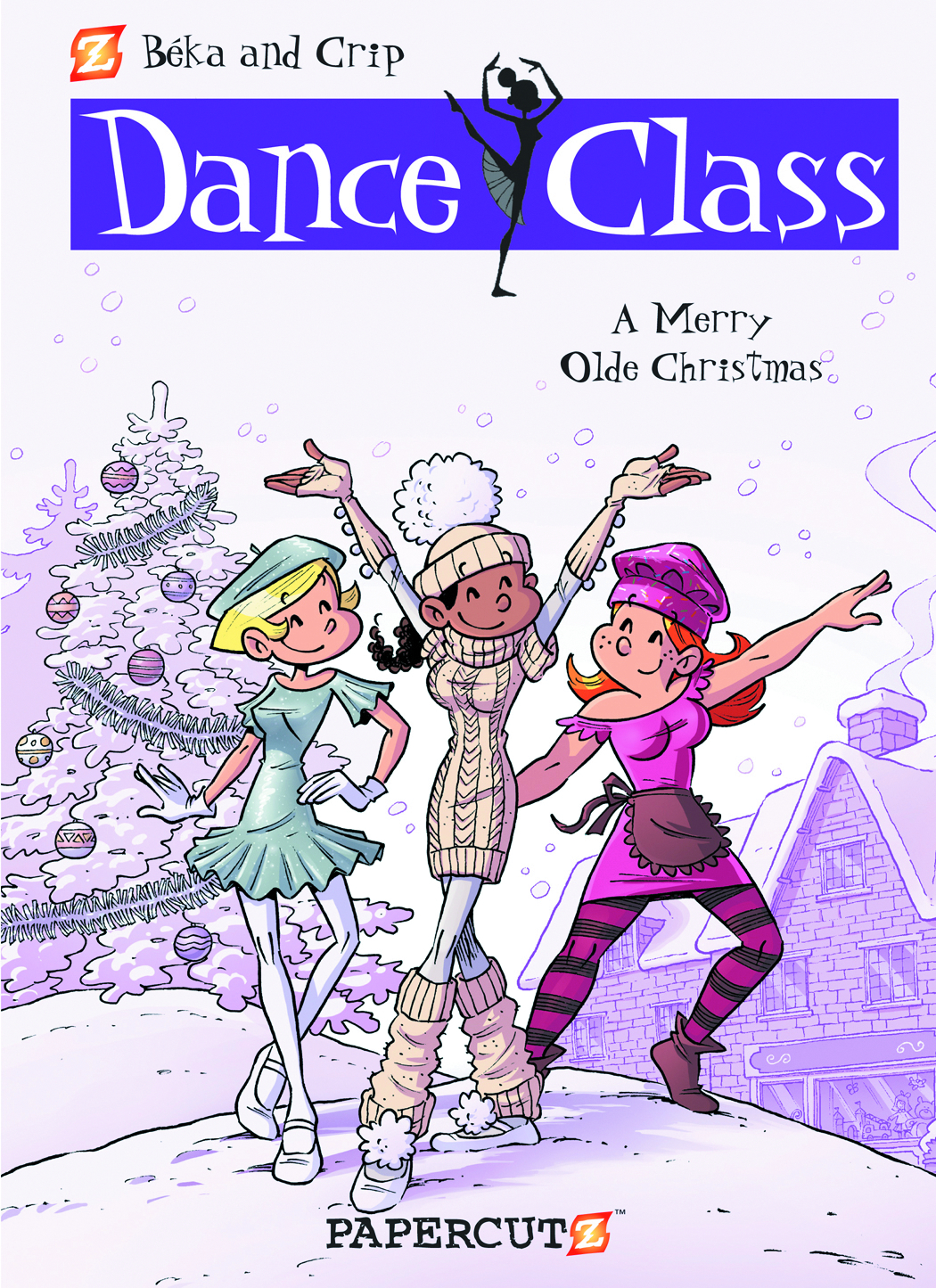 DANCE CLASS HC VOL 06 MERRY OLDE CHRISTMAS
