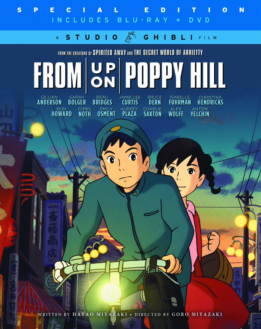 FROM UP ON POPPY HILL BD + DVD