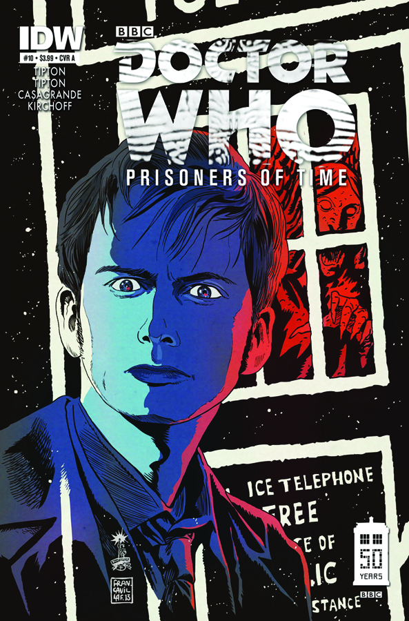 DOCTOR WHO PRISONERS OF TIME #10
