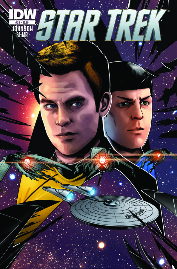 STAR TREK ONGOING #26 FREE 10 COPY INCV