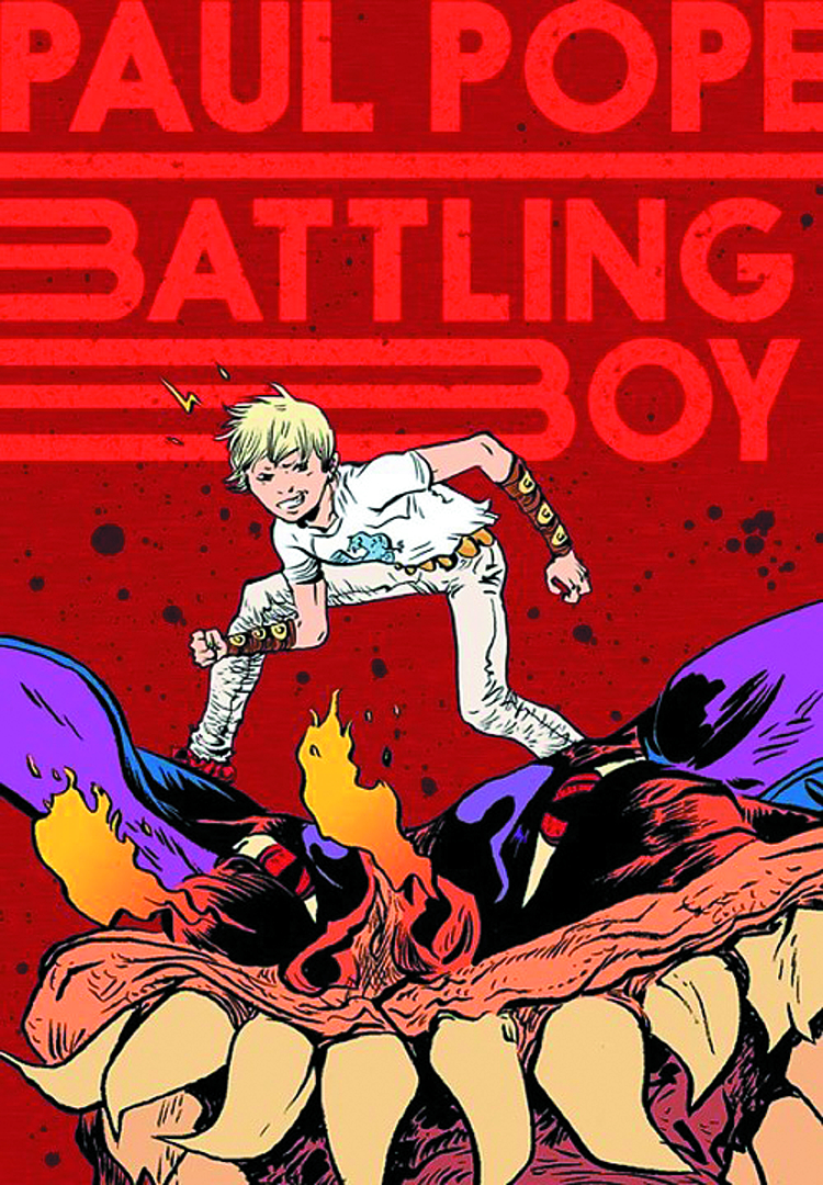 BATTLING BOY SC GN VOL 01