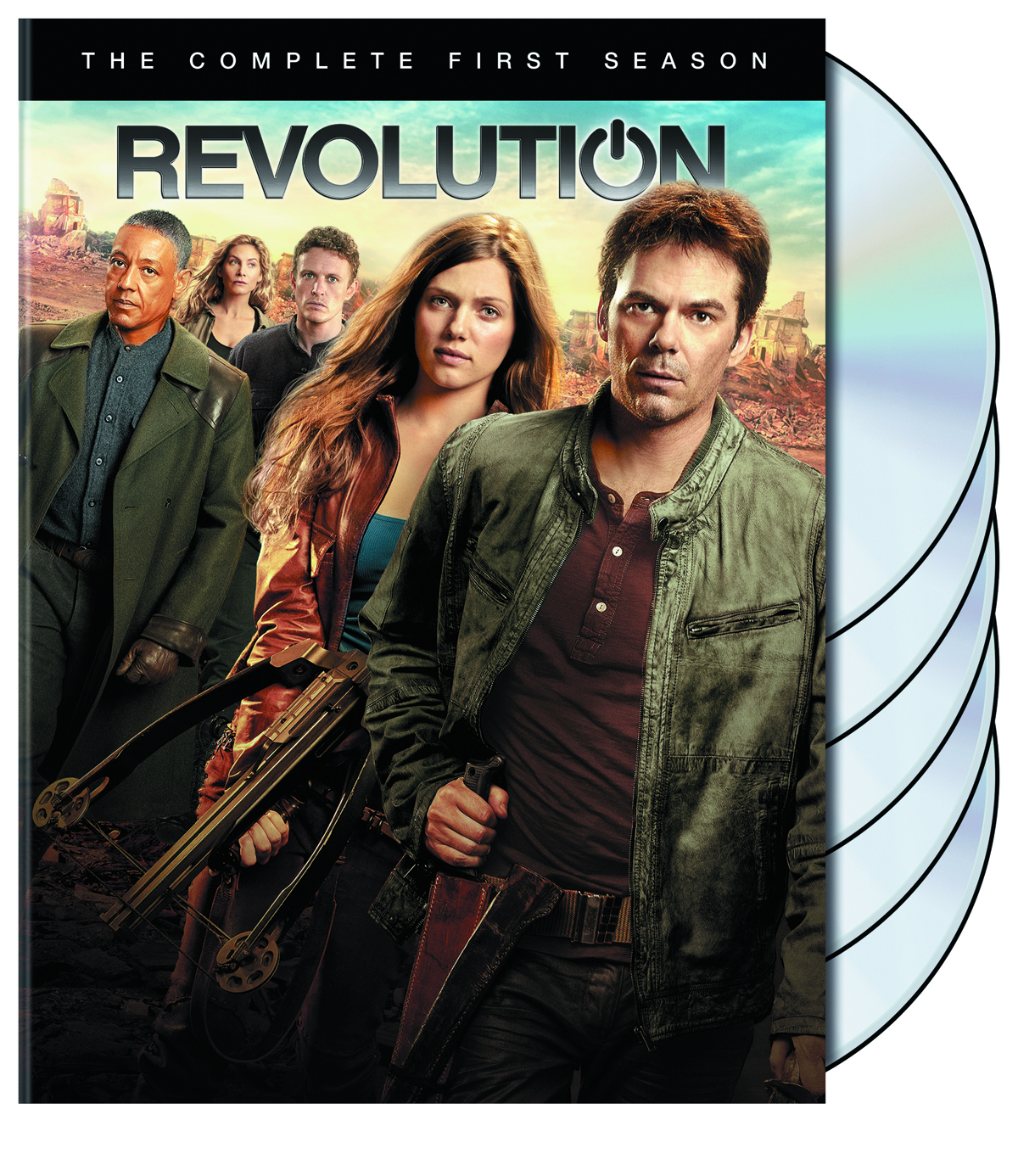 REVOLUTION DVD COMP FIRST SEA