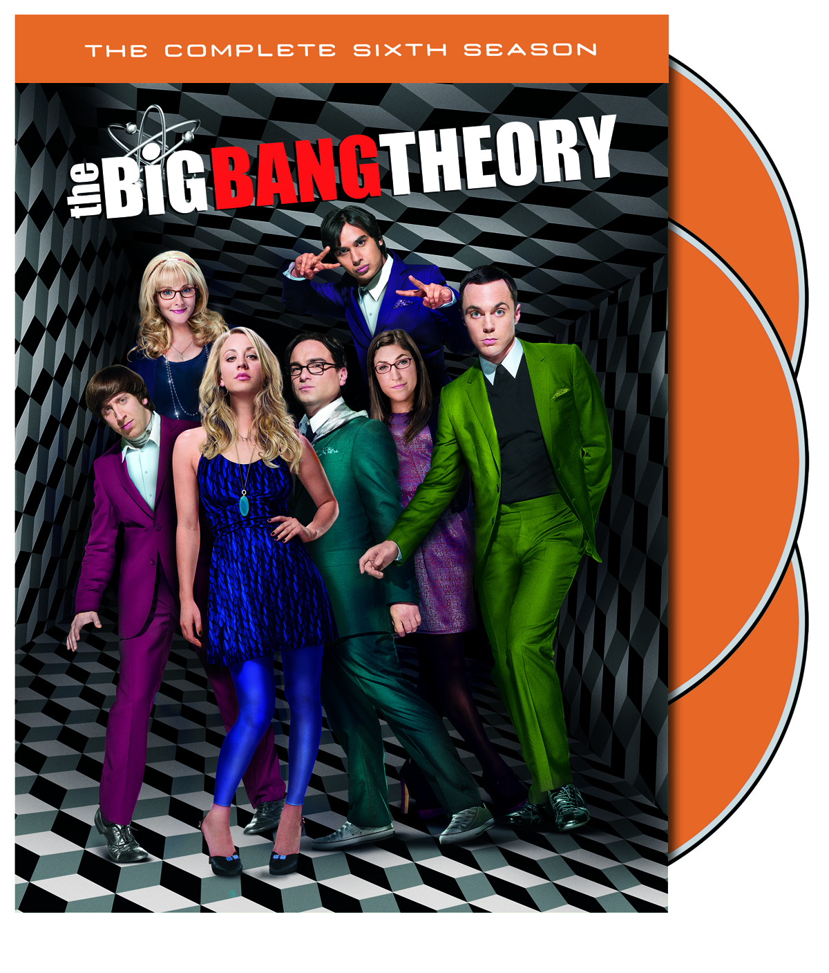 BIG BANG THEORY DVD SEA 06
