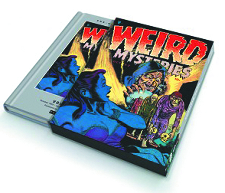 PRE CODE CLASSICS WEIRD MYSTERIES SLIPCASED ED VOL 01