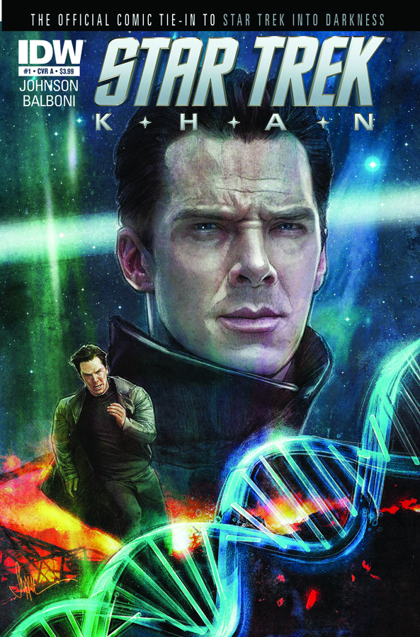 STAR TREK KHAN #1