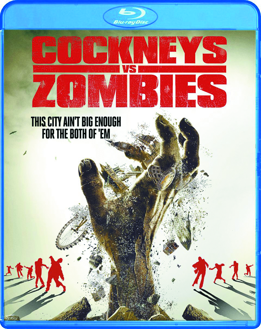 COCKNEYS VS ZOMBIES BD + DVD