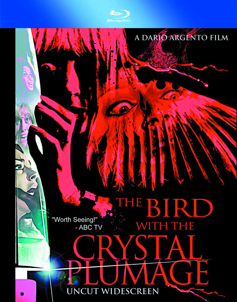BIRD WITH THE CRYSTAL PLUMAGE BD