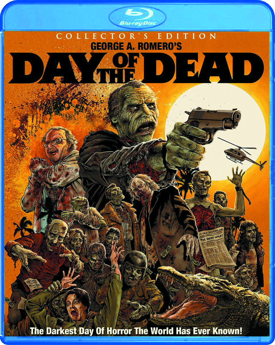 DAY OF THE DEAD BD