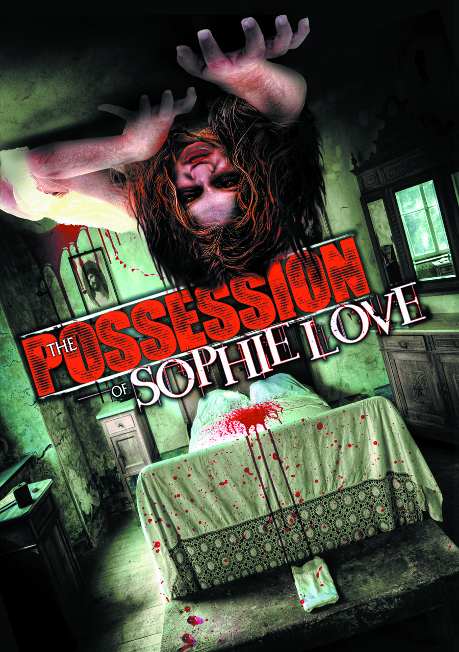POSSESSION OF SOPHIE LOVE DVD