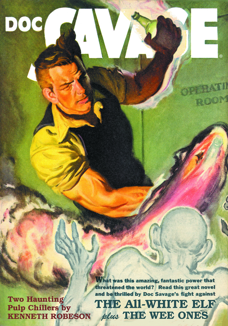DOC SAVAGE DOUBLE NOVEL VOL 70