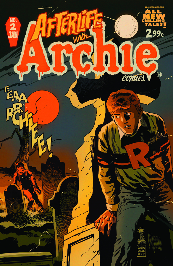 AFTERLIFE WITH ARCHIE #2 REG FRANCAVILLA CVR