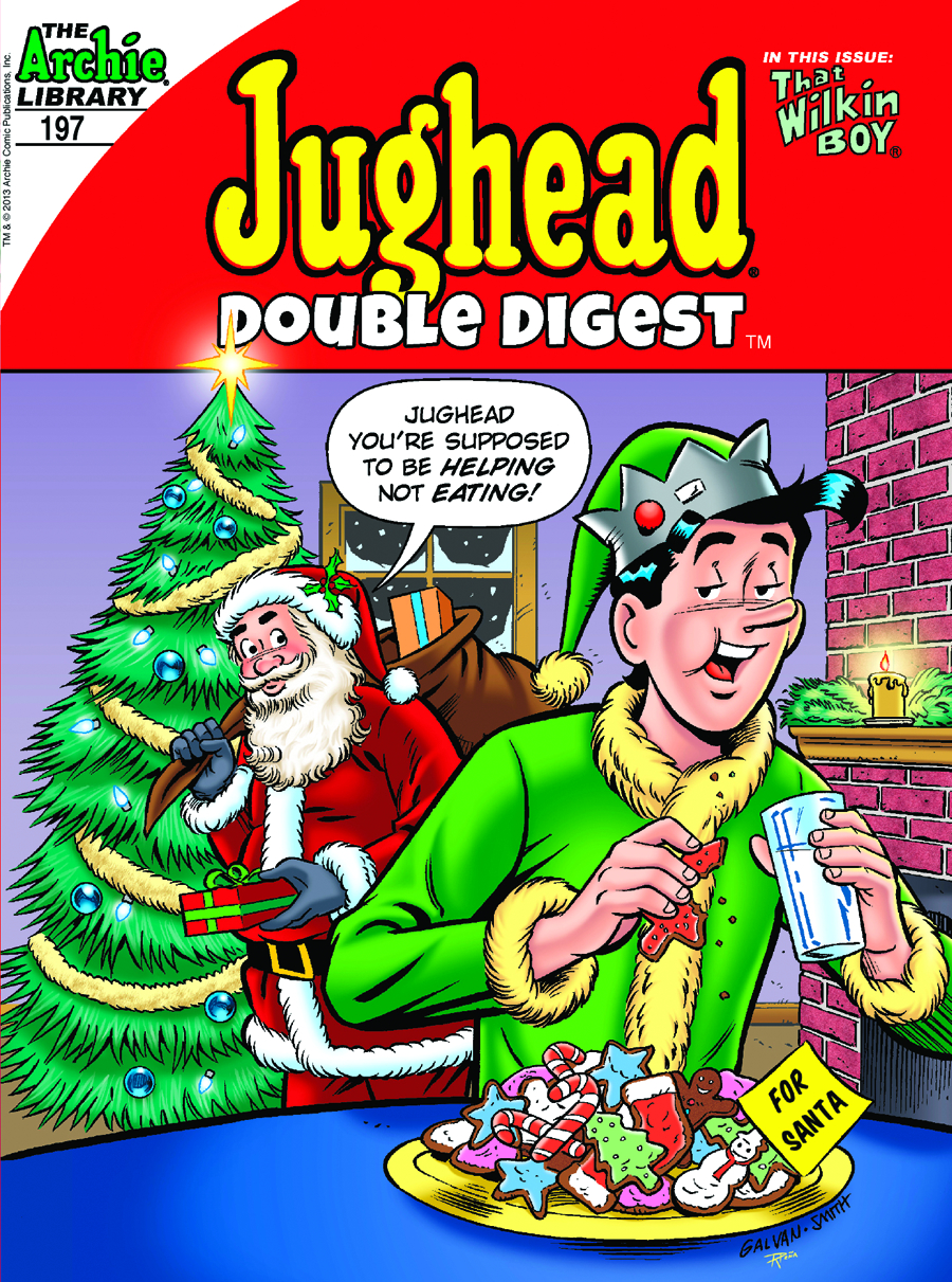 JUGHEADS DOUBLE DIGEST #197