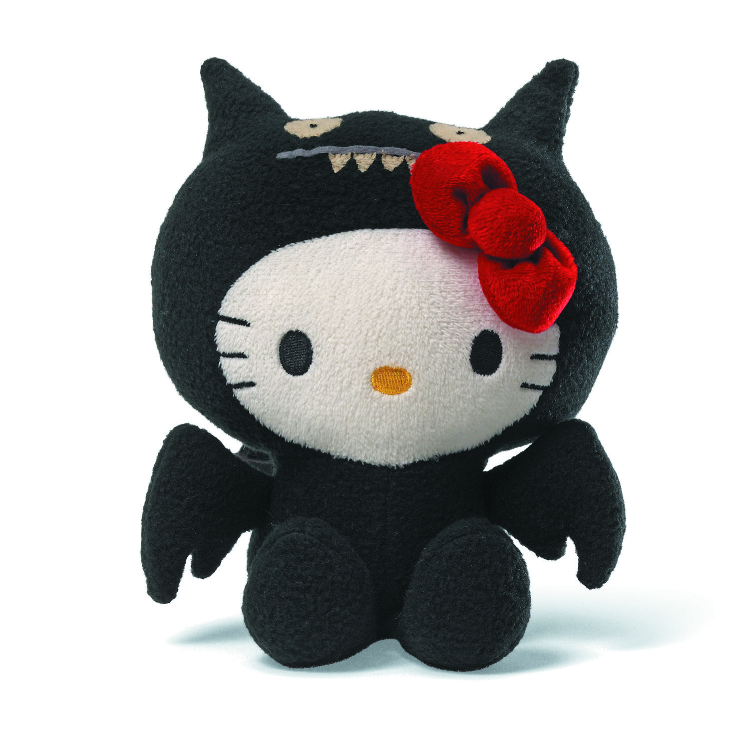 UGLYDOLL HELLO KITTY ICE BAT 7IN PLUSH