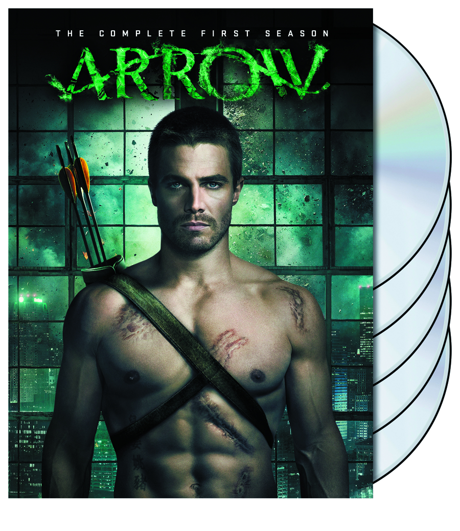 ARROW DVD COMP FIRST SEA