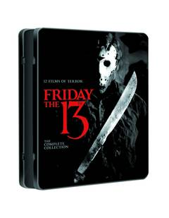 FRIDAY THE 13TH COMP COLL BD