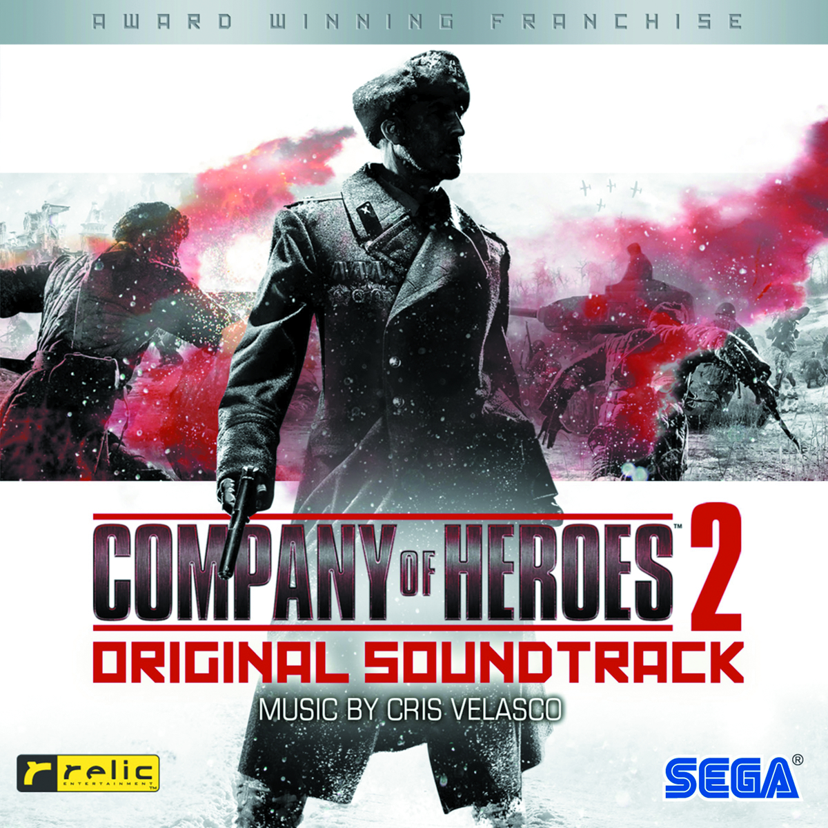 COMPANY OF HEROES 2 OST CD