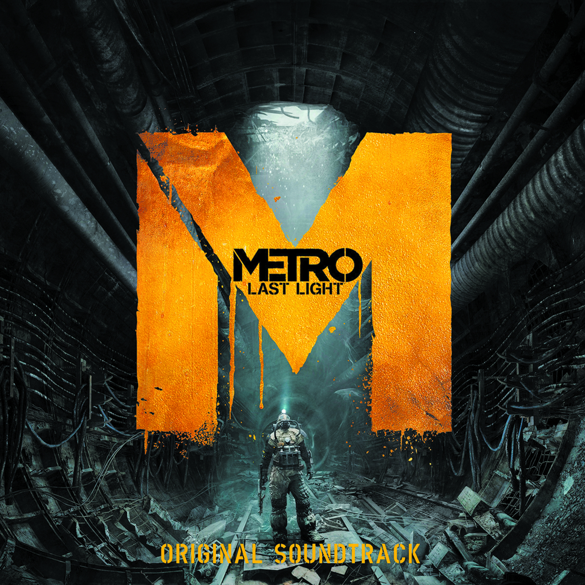 METRO LAST LIGHT OST CD