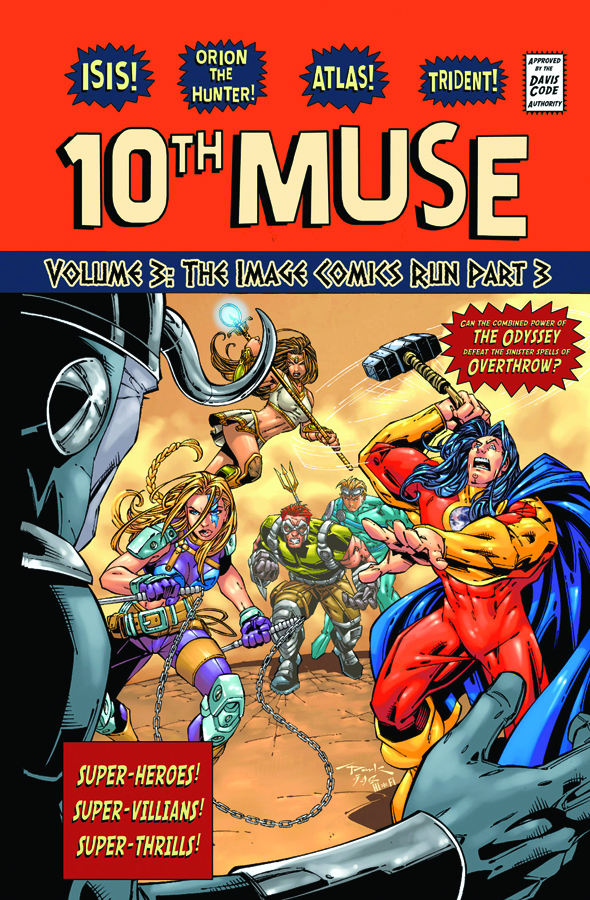 10TH MUSE TP VOL 03