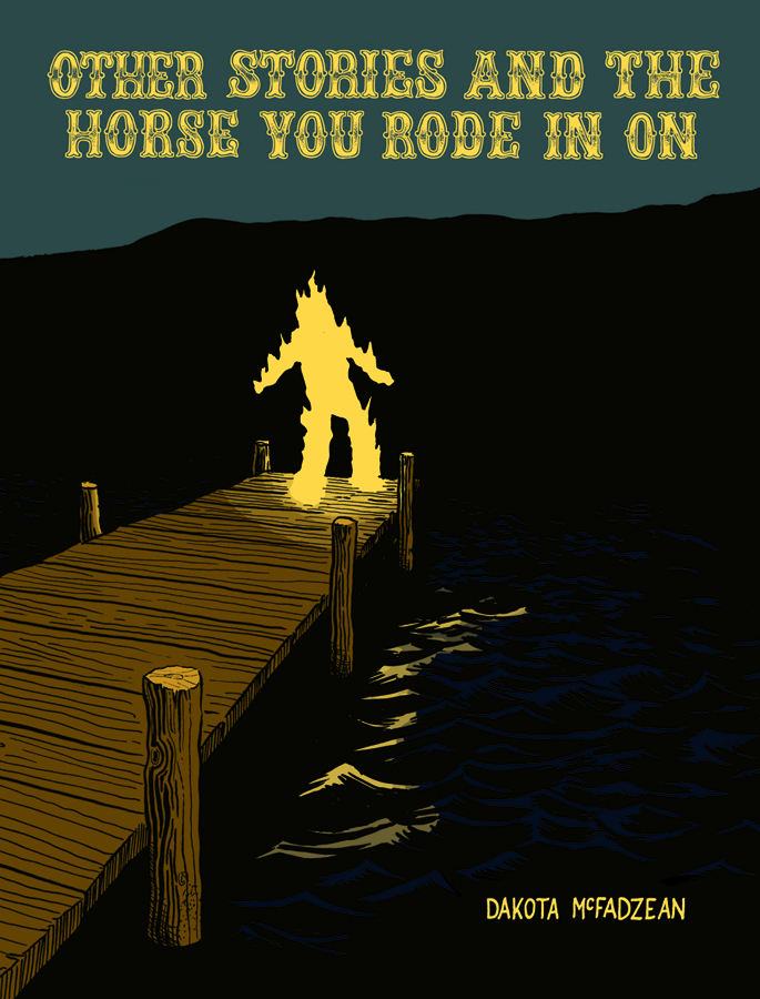 OTHER STORIES AND THE HORSE YOU RODE IN ON GN