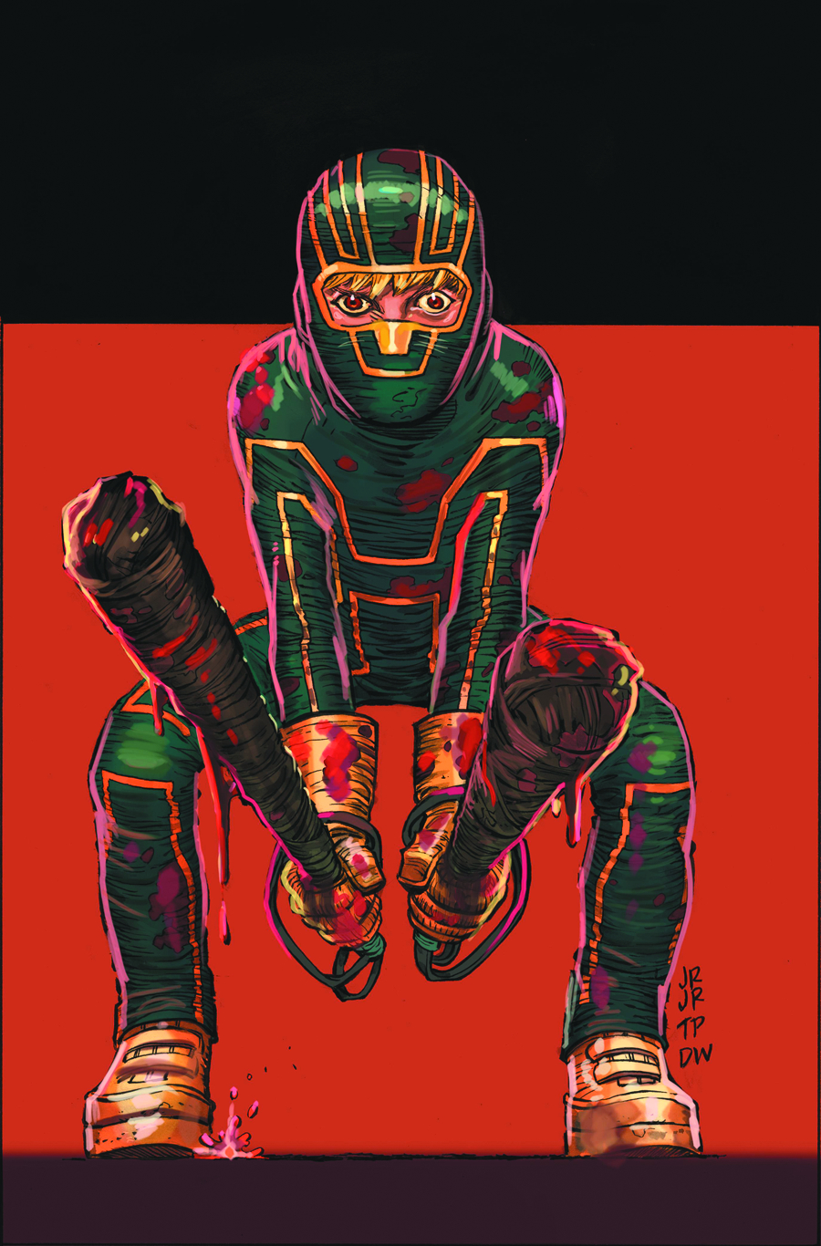 KICK-ASS 3 #1 (OF 8) 2ND PTG JRJR VAR (MR)