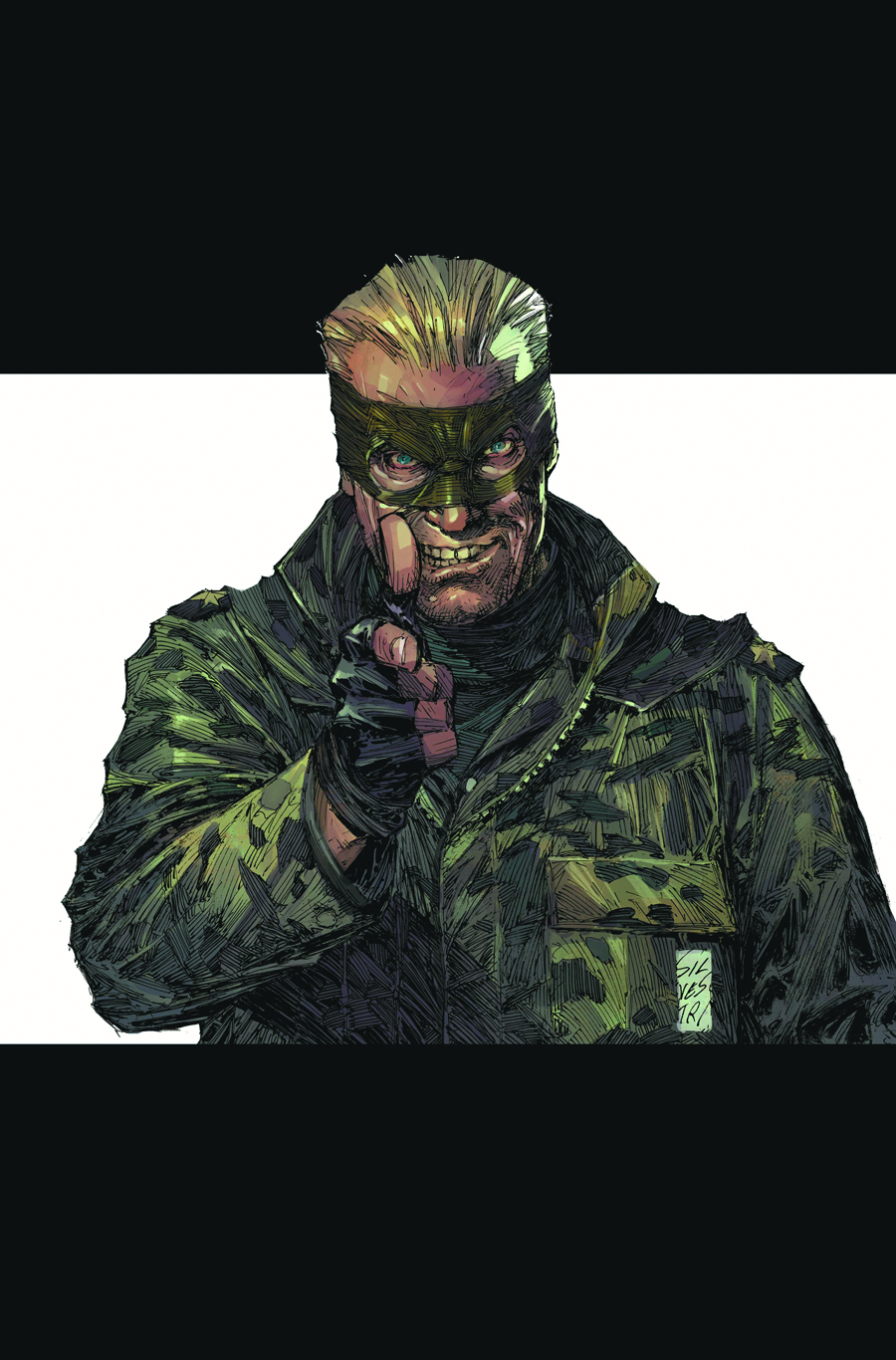 KICK-ASS 3 #1 (OF 8) 2ND PTG SILVESTRI VAR (MR)