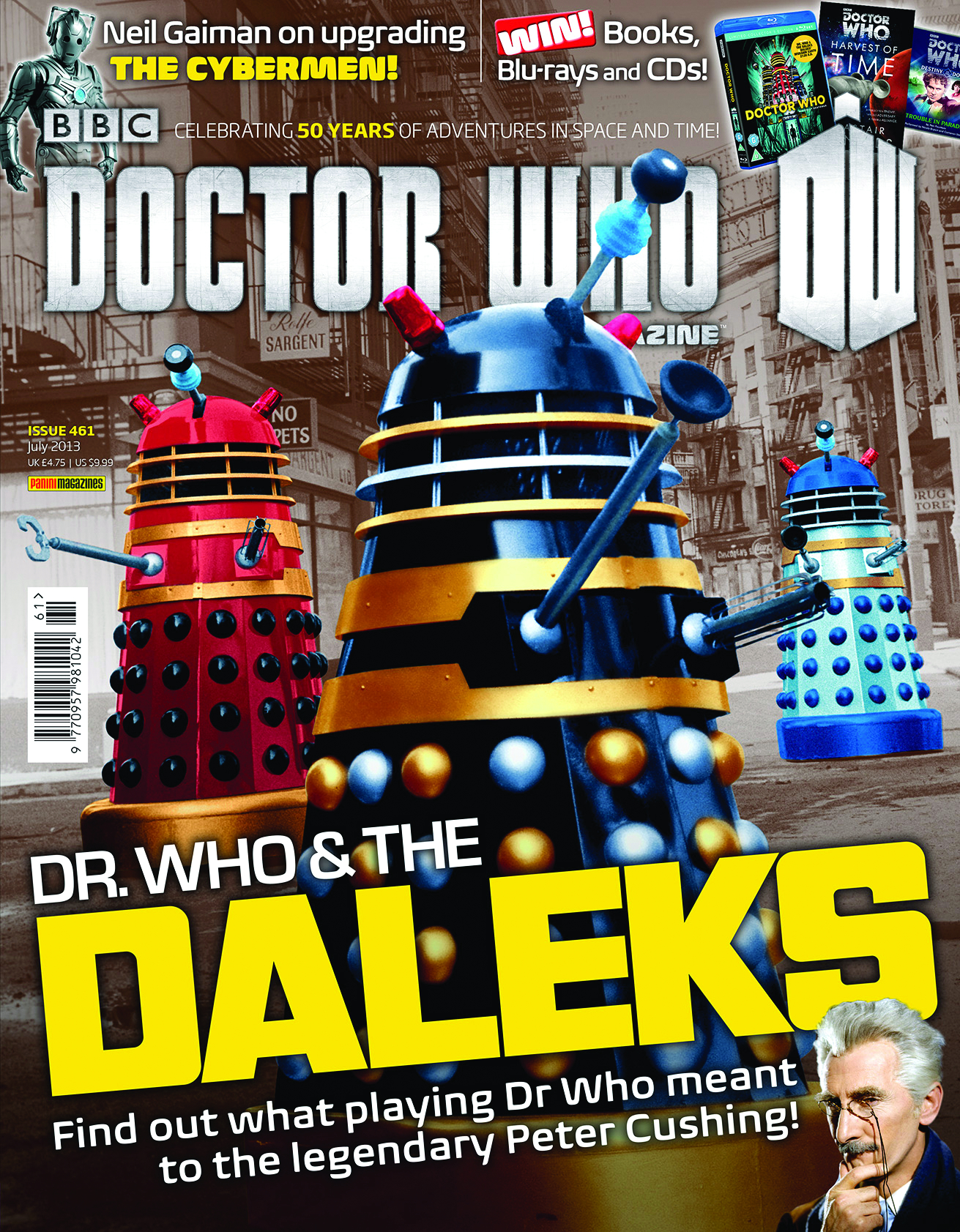 DOCTOR WHO MAGAZINE #466