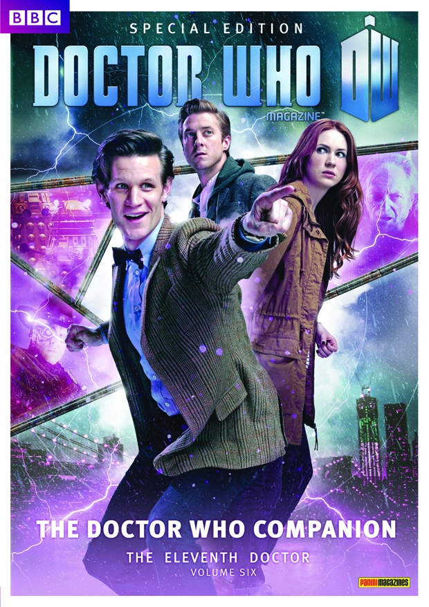 DOCTOR WHO SPECIAL #36