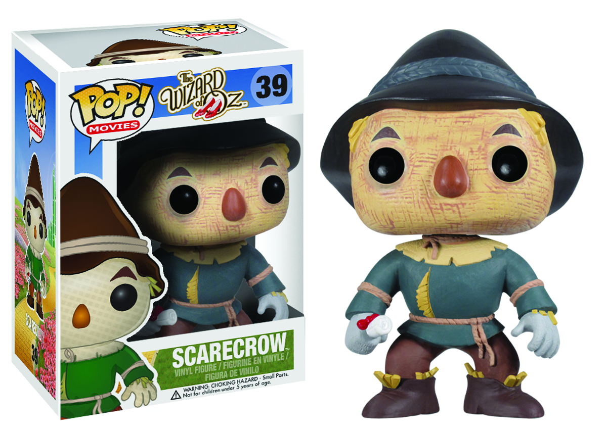 POP WIZARD OF OZ SCARECROW VINYL FIG
