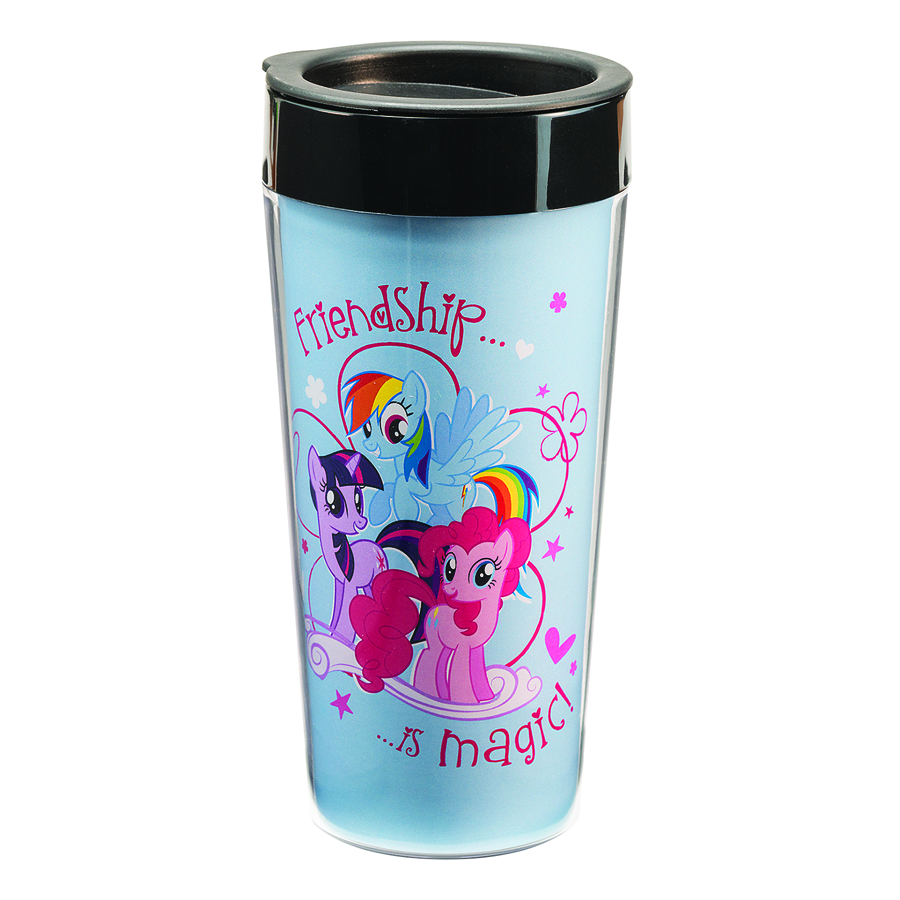 MY LITTLE PONY 16OZ TRAVEL MUG