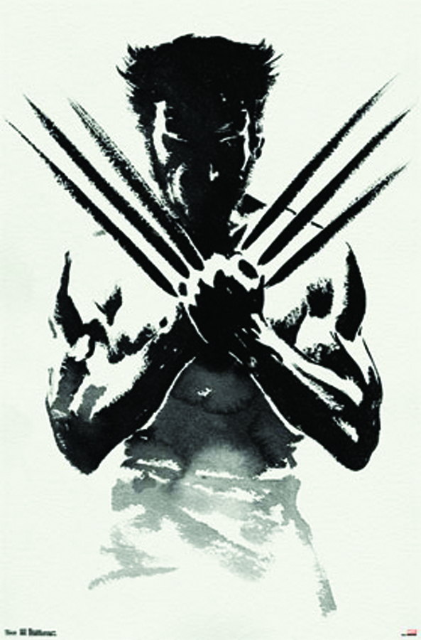 WOLVERINE ONE SHEET 22 X 34 POSTER